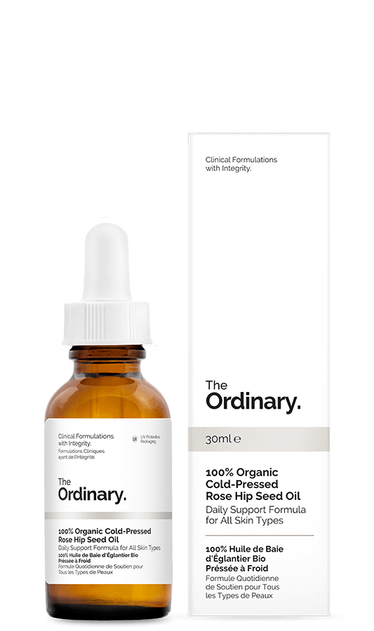 Rose Hip Seed Oil for General Signs of Ageing Regimen by The Ordinary