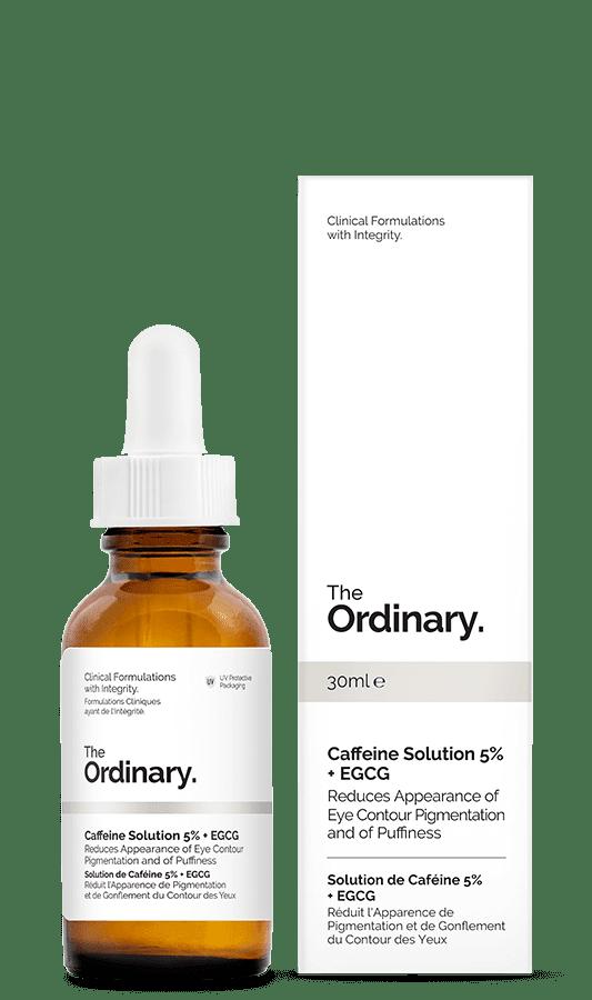 Caffeine Solution