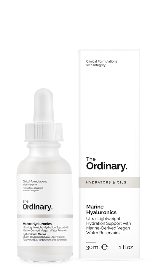 Marine Hyaluronics The Ordinary