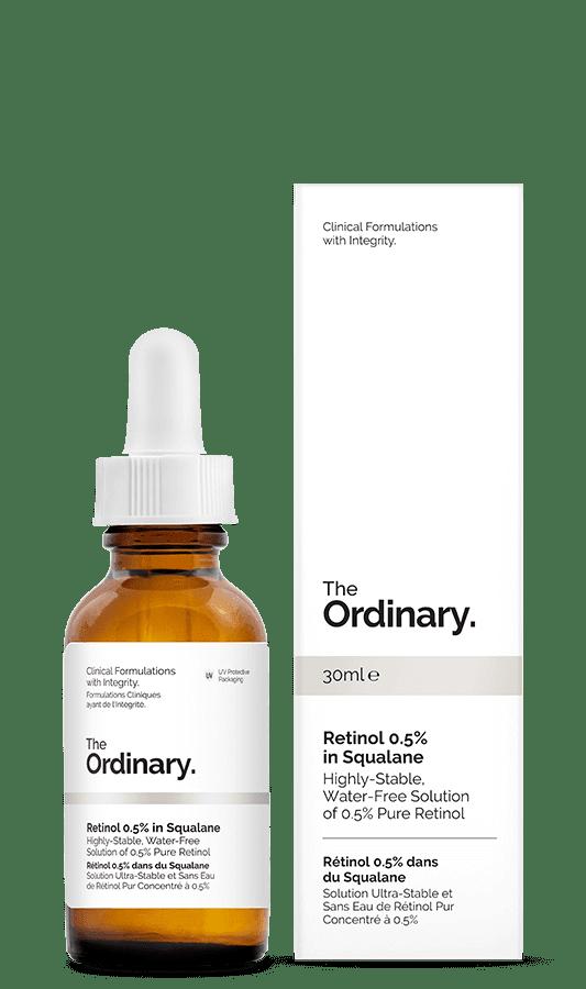 Retinol 0.5% Squalane
