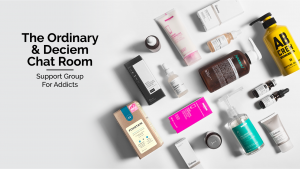 Deciem Chat Room