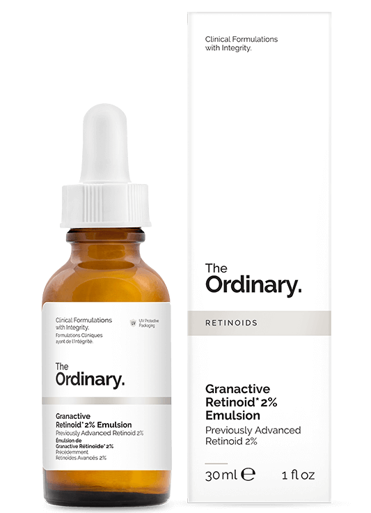 the ordinary for closed comedones
