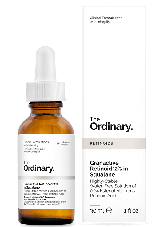 Retinoid 2% in Squalane The Ordinary