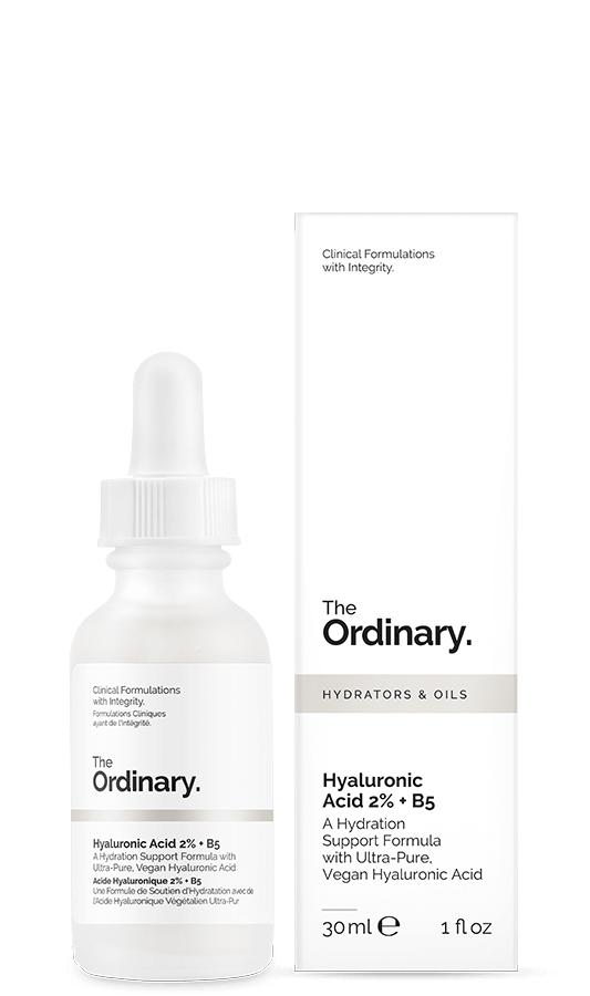 The Ordinary Hyaluronic Acid for Dehydration