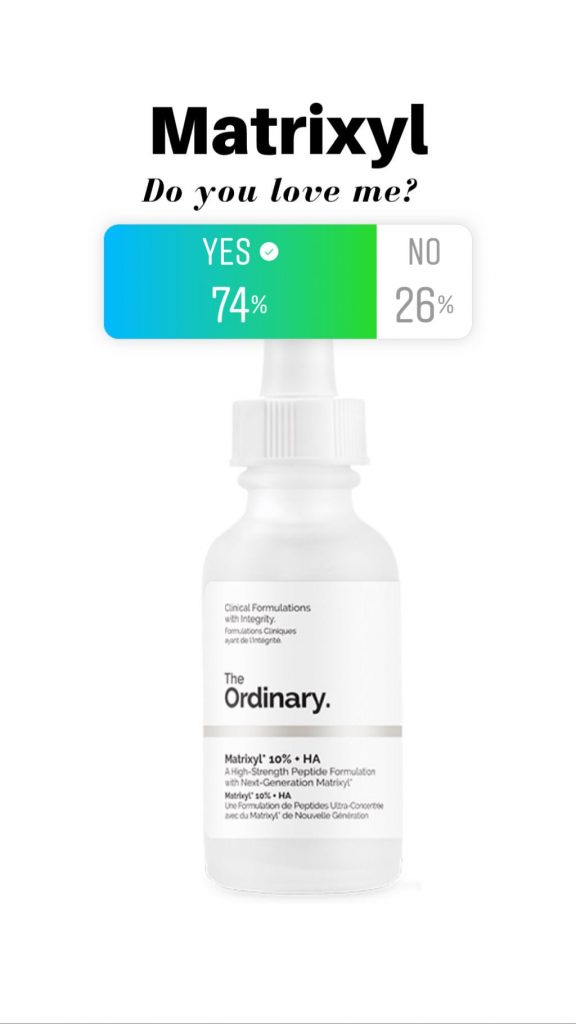 The Ordinary Matrixyl Reviews
