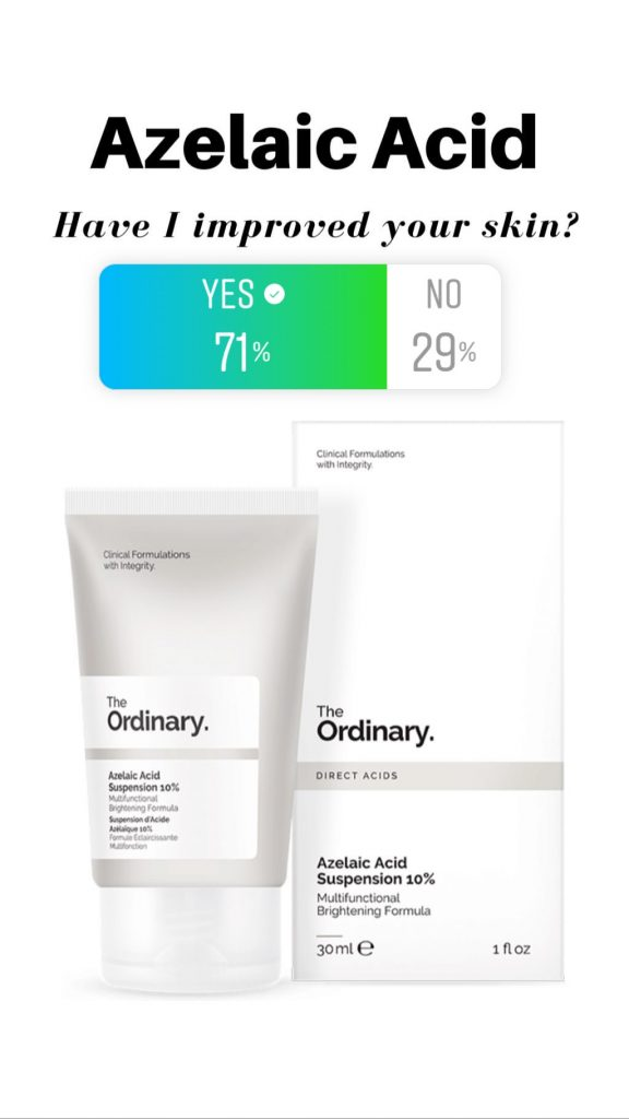 The Ordinary Azelaic Acid