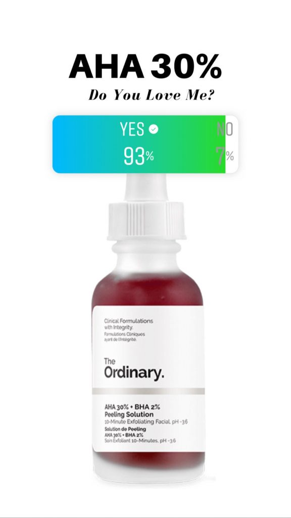 The Ordinary AHA 30% Reviews