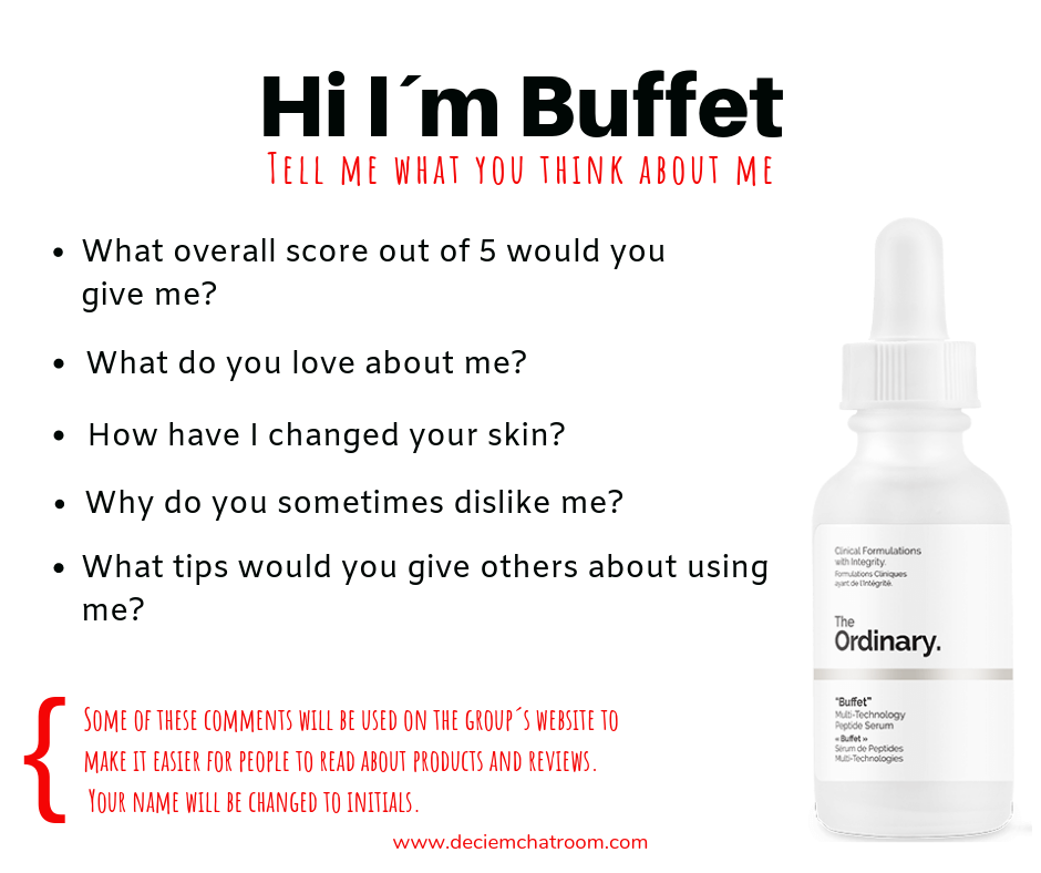 The Ordinary Buffet Reviews