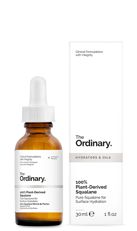 The Ordinary Squalane Oil