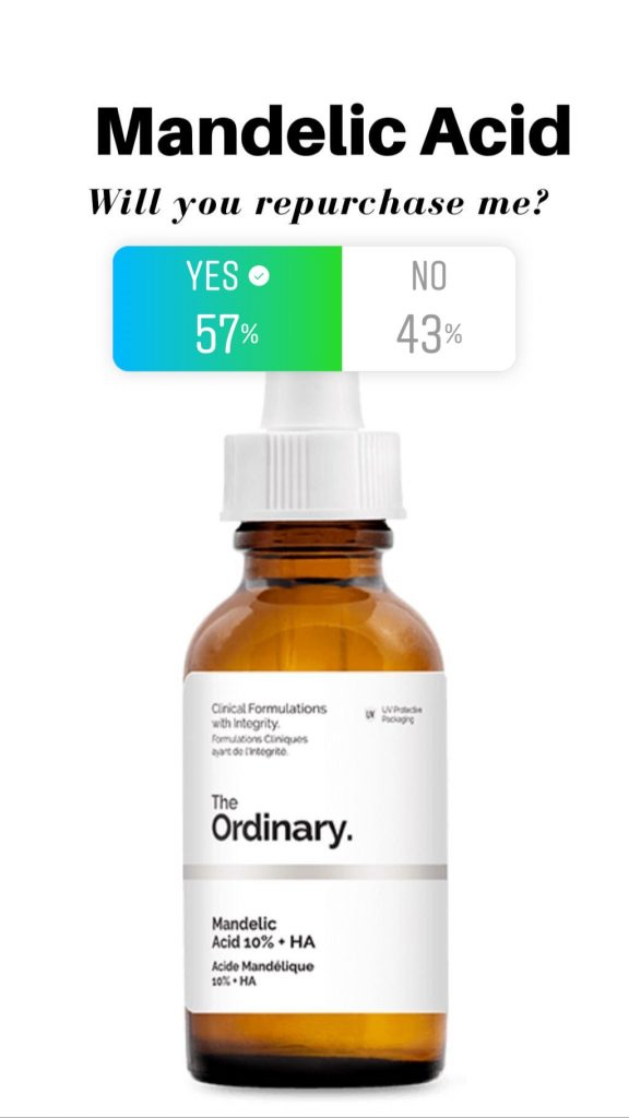The Ordinary Mandelic Acid Reviews by The Deciem Addicts.