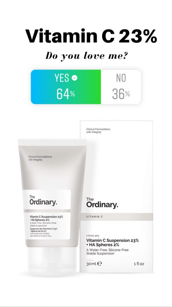 The Ordinary Vitamin C 23 Reviews By The Deciem Addicts