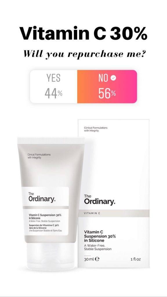 Vitamin C 30% Reviews