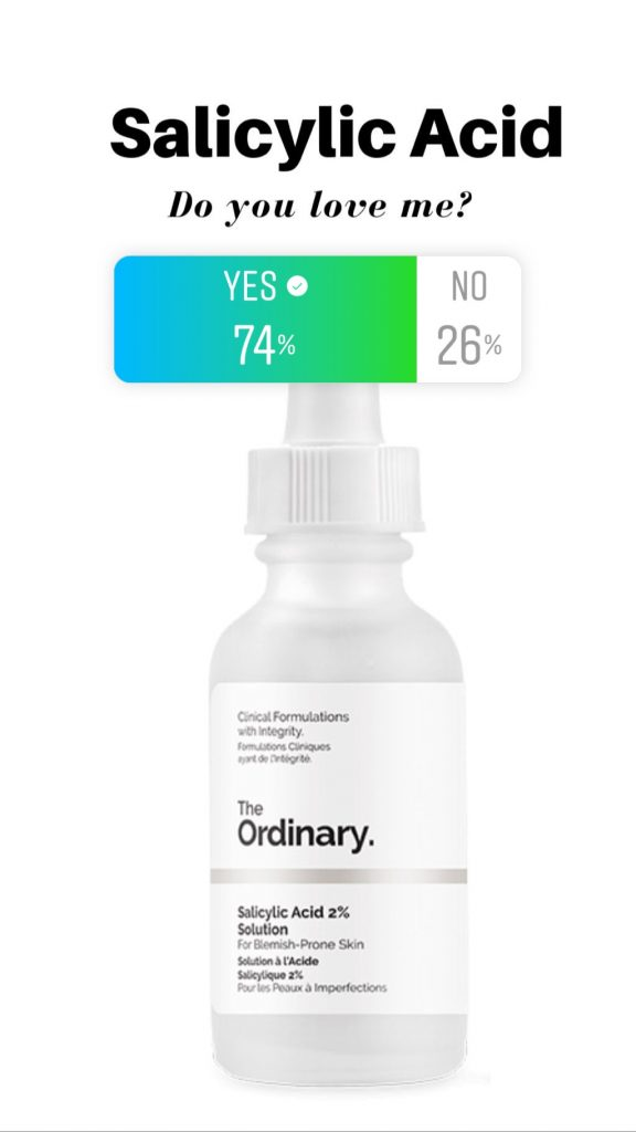 The Ordinary Salicylic Acid 2 Reviews Deciem Chat Room