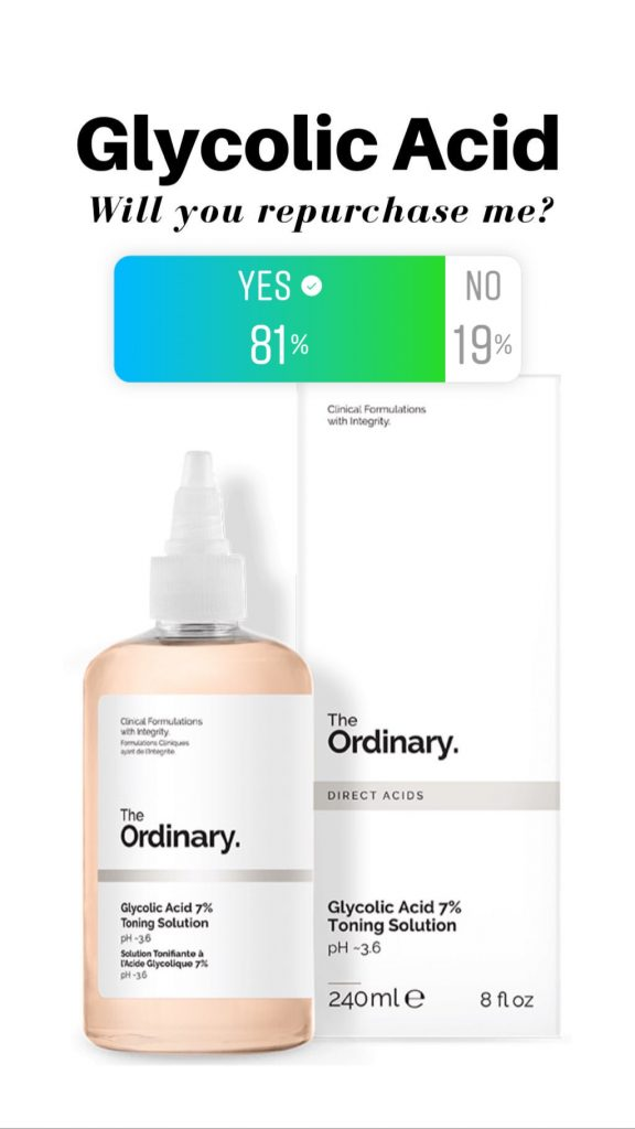 The Ordinary Glycolic Acid Reviews