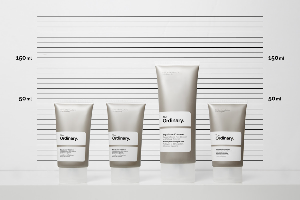 the Ordinary Bigger Bottles