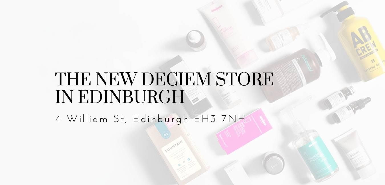 Deciem Edinburgh