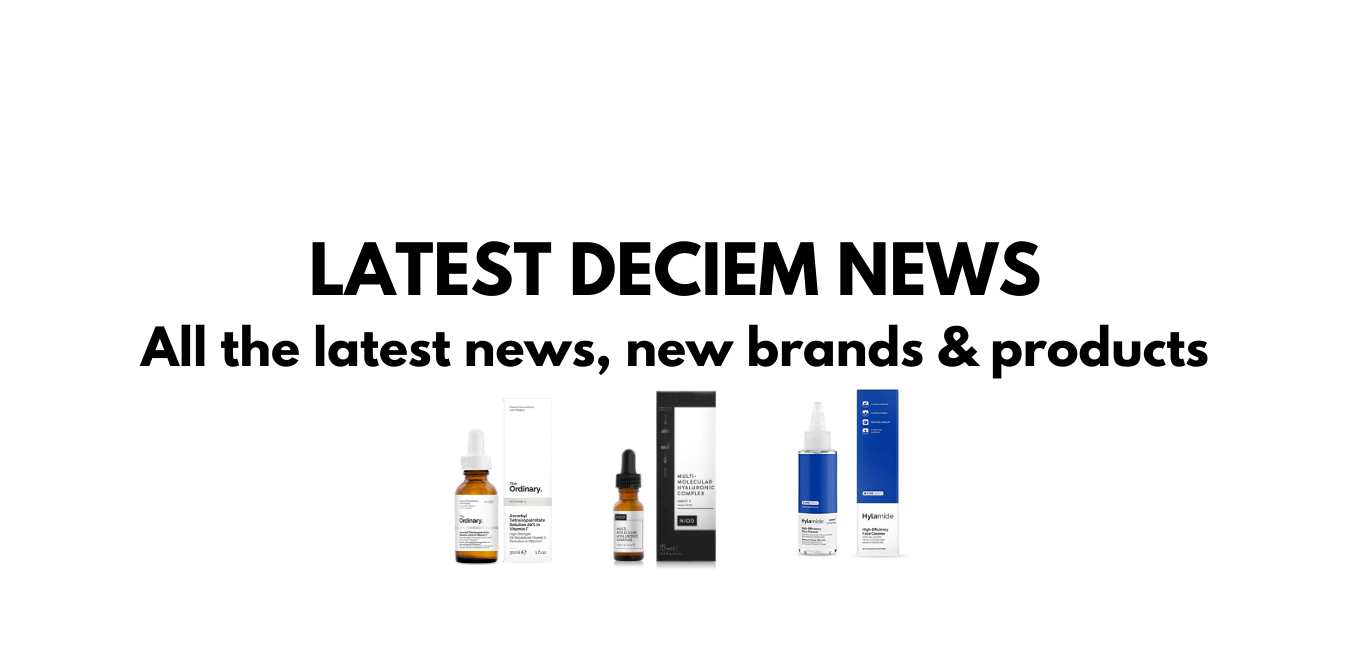 Deciem Latest News