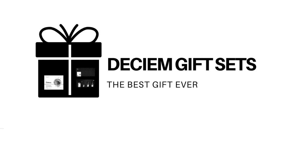 Deciem Gift Sets