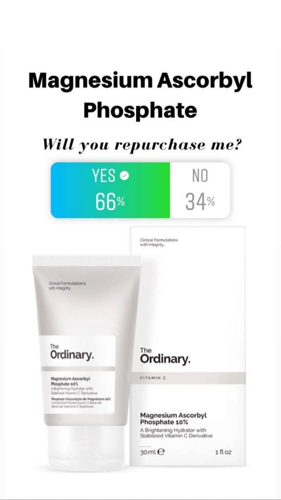 Magnesium Ascorbyl Phosphate Reviews