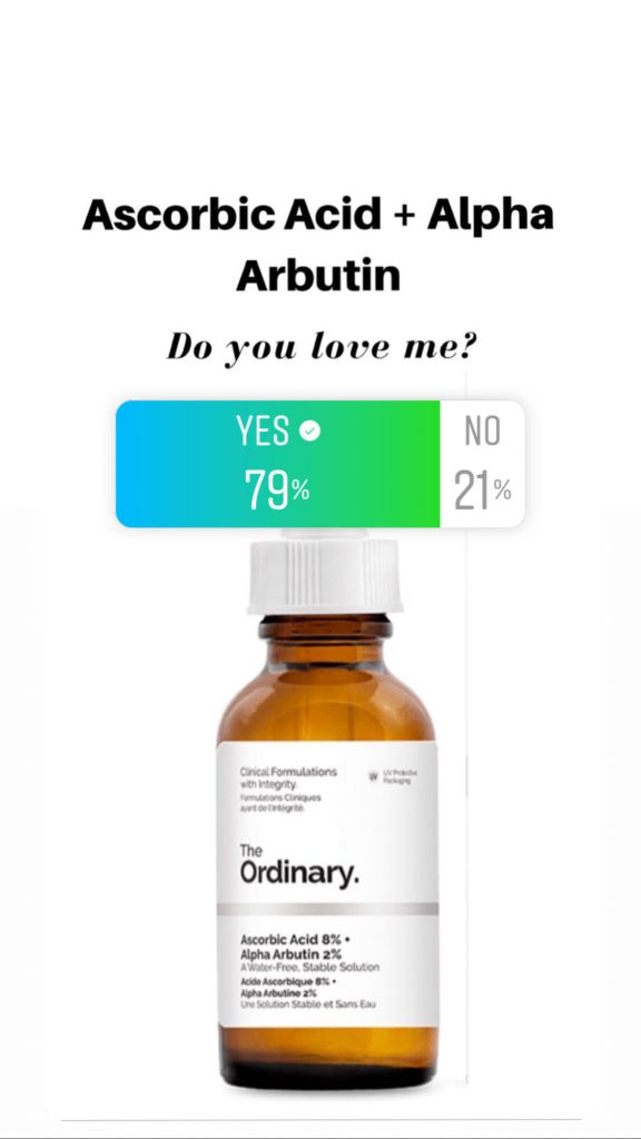 Ascorbic Acid + Alpha Arbutin Reviews