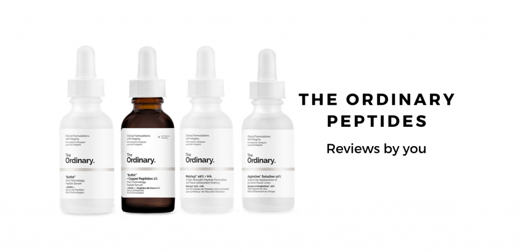 The Ordinary Peptide Reviews