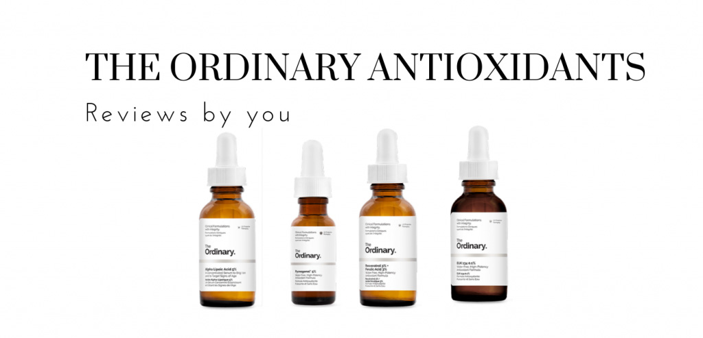 The Ordinary Antioxidant Reviews