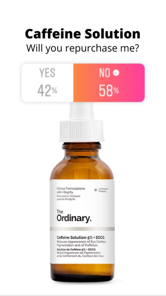 The Ordinary Caffeine Solution Reviews By The Deciem Addicts