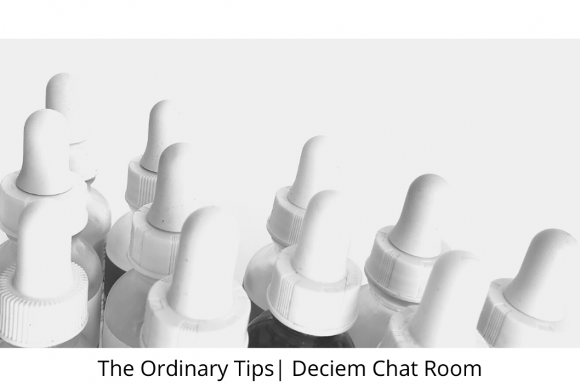 The Ordinary Tips