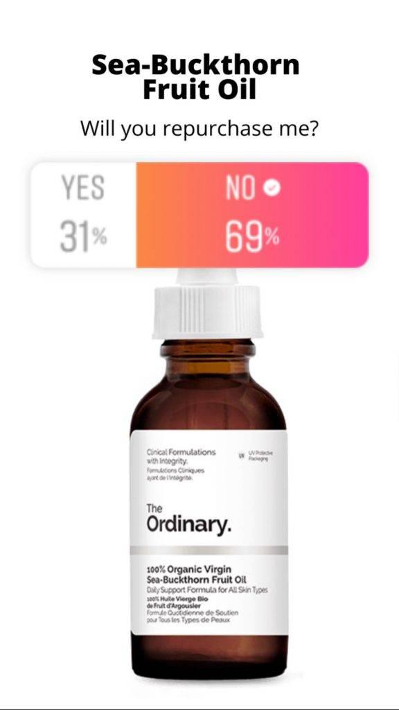 SeaBuckthorn Fruit Oil Reviews