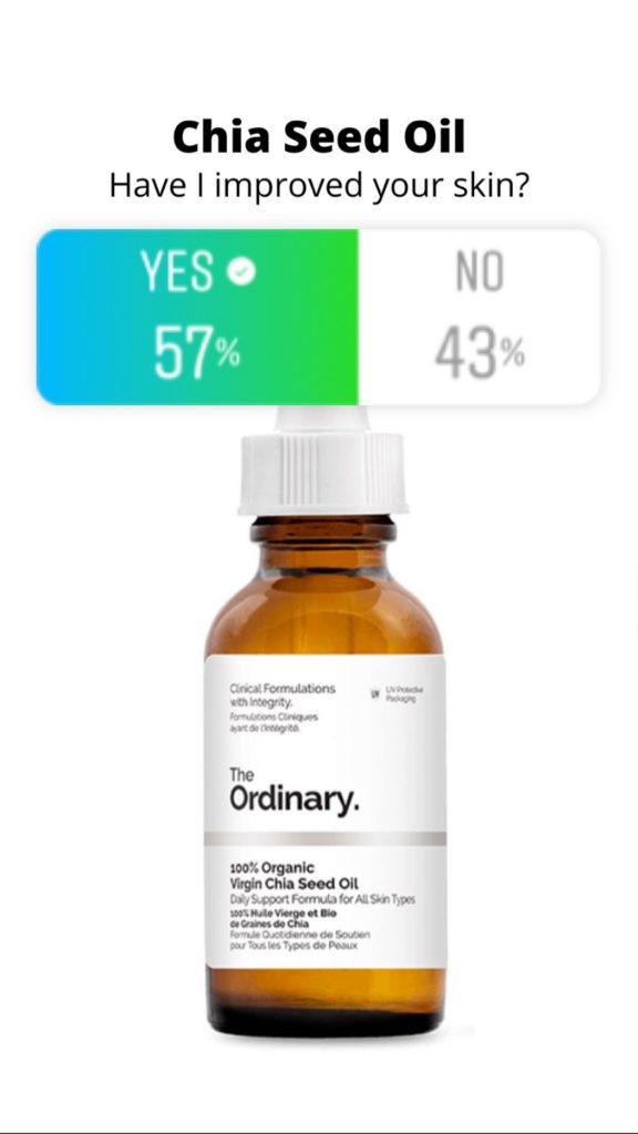 The Ordinary Chia Seed Oil