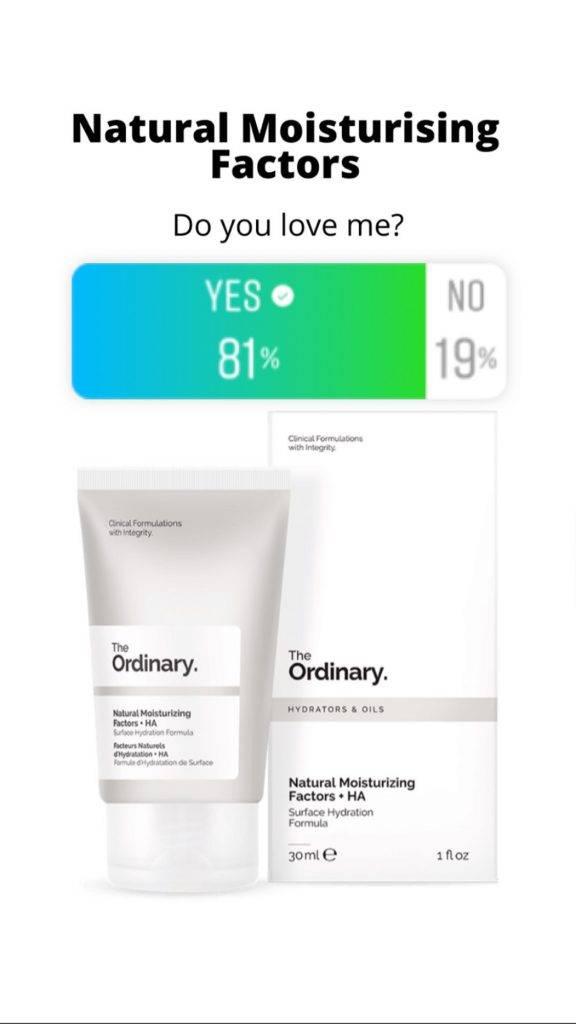 Natural moisturising Factors Reviews