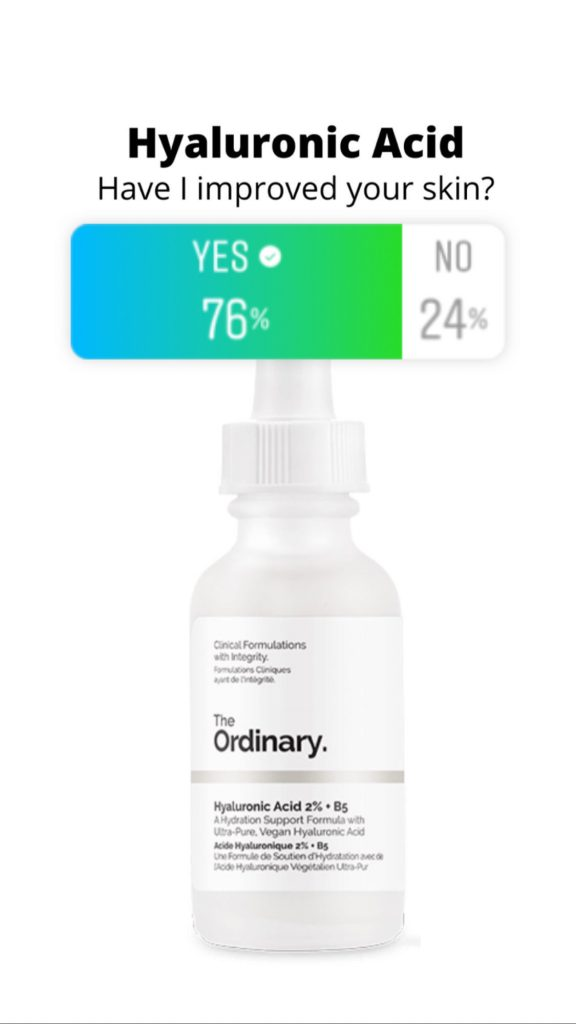 The Ordinary Hyaluronic Acid Reviews