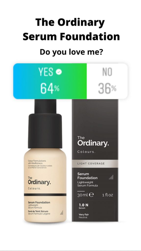 Serum Foundation