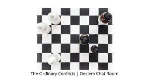 The Ordinary Conflicts