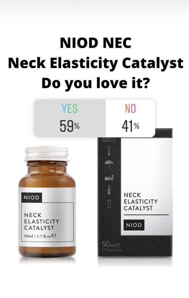 NIOD Nec Reviews