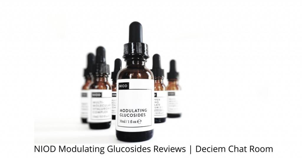 NIOD MG Modulating Glucosides