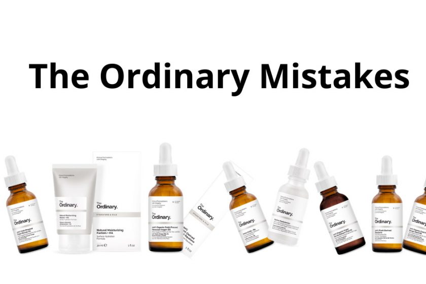 The Ordinary Mistakes