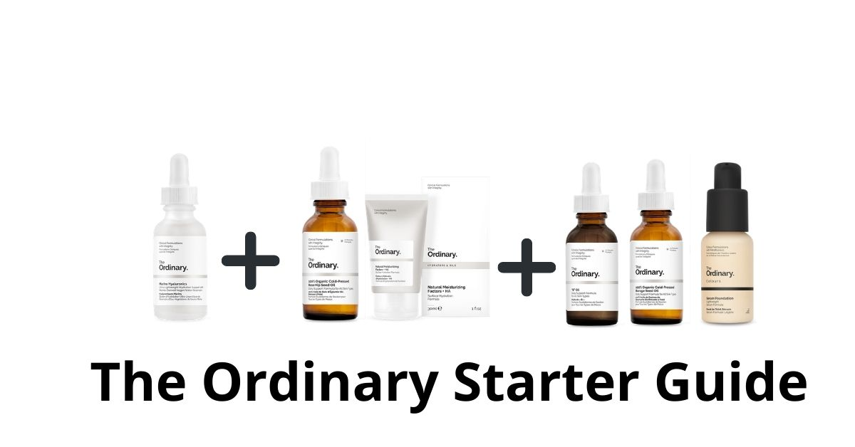 The Ordinary Starter Guide