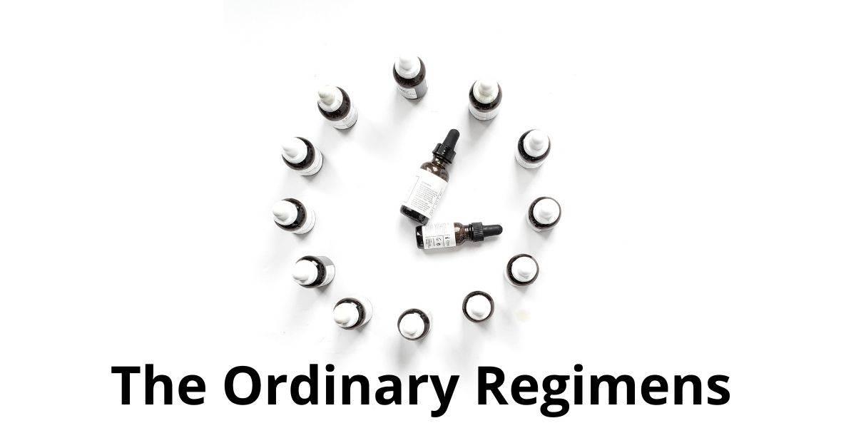 The Ordinary Regimens