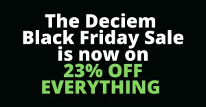 Deciem Black Friday Sale 2020