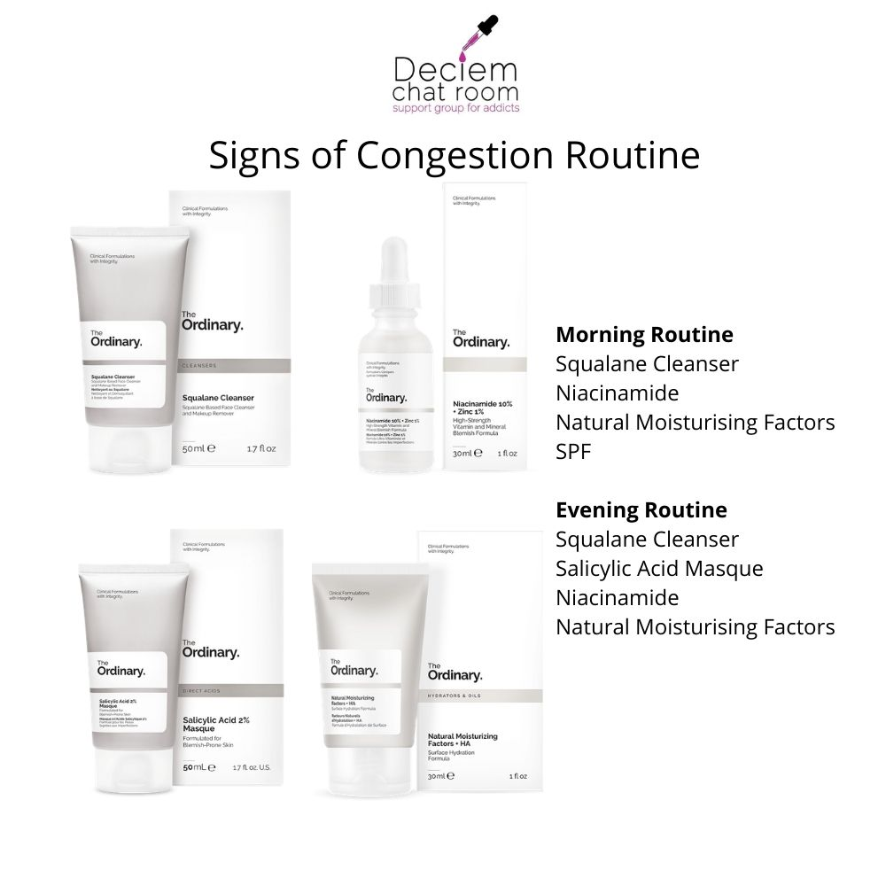 signs of congestion