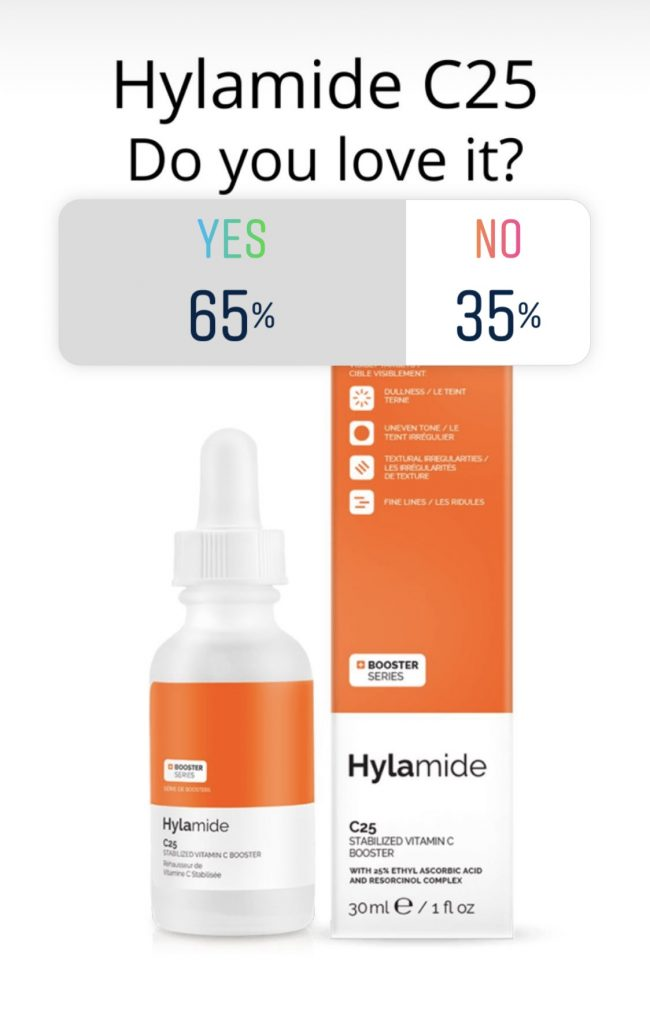 Hylamide C25 Reviews