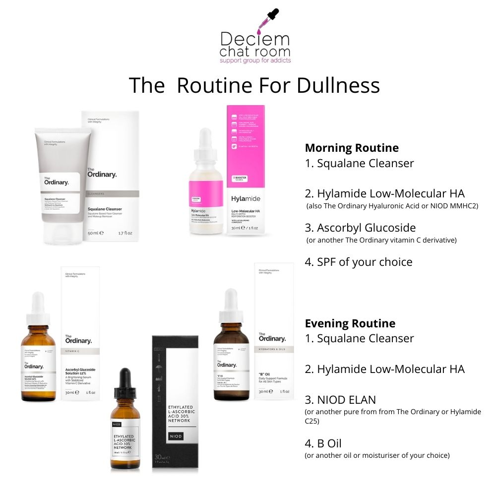 The Ordinary Dullness Routine