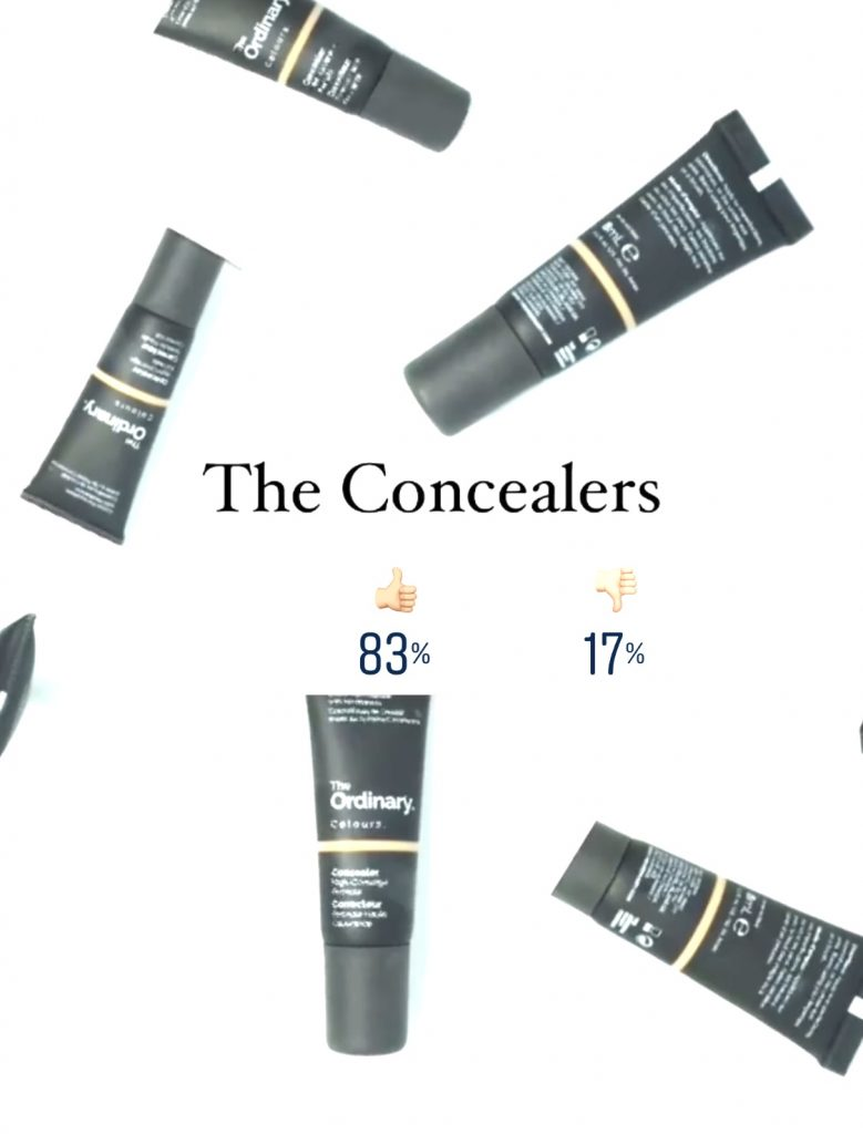 The Ordinary Concealer Reviews