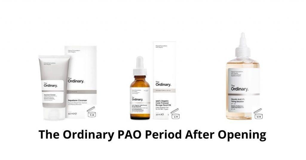 The Ordinary PAO