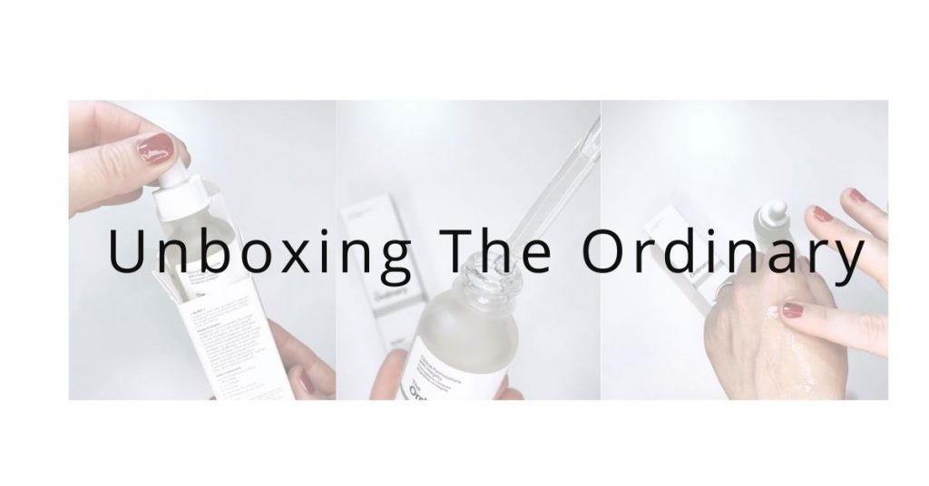 Unboxing The Ordinary