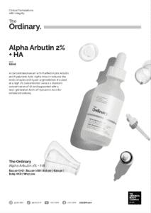 Alpha Arbutin Super Size